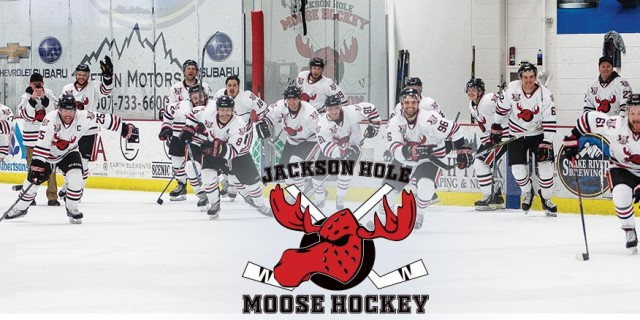 Jackson Hole Moose Hockey